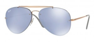 Okulary RAY BAN 3584N Bronze Copper / Mirror Silver ORB3584N-90531U