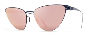 Okulary MYKITA EARTHA F65 Navy Blue / Rose Gold Flash C216