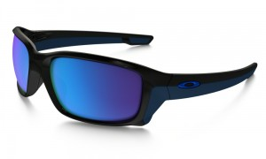 OAKLEY STRAIGHTLINK Polished Black/Sapphire Iridium oo9331-04