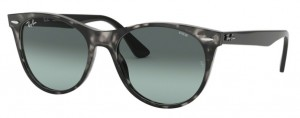 Okulary RAY BAN 2185 Grey Havana / Photo Azure Gradient Blue ORB2185-1250AD