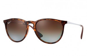 Okulary RAY BAN 4171 ERIKA Havana / Polarized Brown Gradient ORB4171-710/T5