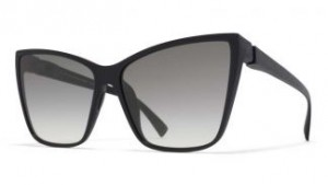 Okulary MYKITA ROUX MD1 Black / Grey Gradient C301