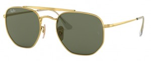 Okulary RAY BAN 3648 Gold / Green ORB3648-001
