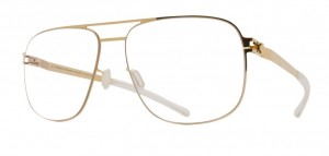 Okulary MYKITA LOUIS Glossy Gold C013