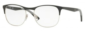 Oprawki RAY BAN 6412 Silver Top Black  ORX6412-2861
