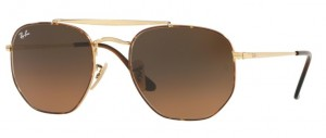 Okulary RAY BAN 3648 Havana / Brown Gradient Grey ORB3648-910443