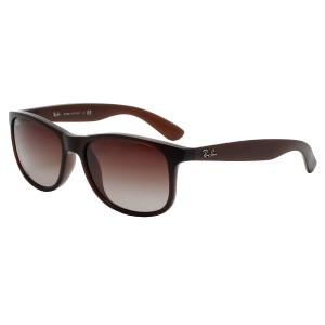 Okulary RAY BAN 4202 ANDY Shine Brown / Brown Gradient ORB4202-6073/13