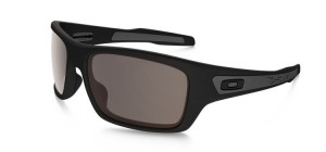 Okulary OAKLEY TURBINE Matte Black / Warm Grey OO9263-01