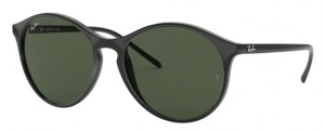 Okulary RAY BAN 4371 Black / Green ORB4371-601/71