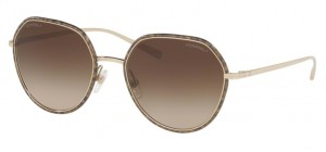 Okulary CHANEL Brown / Brown Gradient CH4251J-C395S5