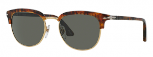 Okulary PERSOL Caffe / Green Polarized PO3105S-108/58