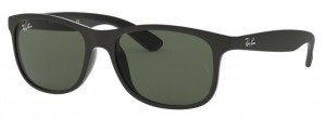 Okulary RAY BAN 4202 ANDY Matte Black / Dark Grey ORB4202-6069/71