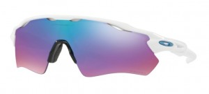 Okulary OAKLEY RADAR EV PATH Polished White / Prizm Snow oo9208-47