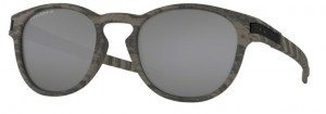 Okulary OAKLEY LATCH Woodgrain / Prizm Black Polarized oo9265-38