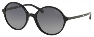 Okulary CHANEL Black / Polarized Grey Gradient CH5391H-C501S8
