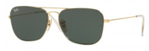 Okulary RAY BAN 3603 Gold / Green ORB3603-001/71
