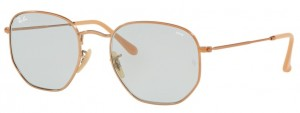 Okulary RAY BAN 3548N Copper / Evolve Light Blue ORB3548N-91310Y
