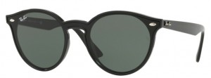 Okulary RAY BAN 4380N Black / Green ORB4380N-601/71
