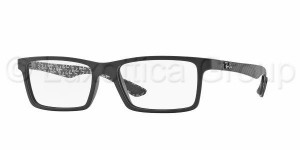 Oprawki RAY BAN 8901 Demi Gloss Black ORX8901-5263
