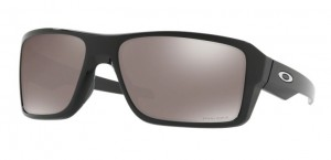 Okulary OAKLEY DOUBLE EDGE Polished Black / Prizm Black Polarized oo9380-08