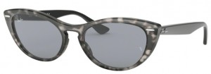 Okulary RAY BAN 4314N Havana Grey / Blue Mirror Gold ORB4314N-1250Y5
