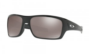 Okulary OAKLEY TURBINE Polished Black / Prizm Black Polarized oo9263-41