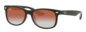 Okulary RAY BAN JUNIOR 9052S Black / Brown Gradient ORJ9052S-100/V0