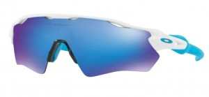 Okulary OAKLEY RADAR EV XS PATH Junior Polished White / Sapphire Iridium OJ9001-01