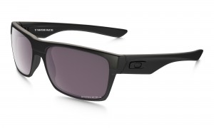 Okulary OAKLEY TWOFACE Matte Black / Prizm Daily Polarized oo9189-26