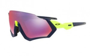 Okulary Oakley FLIGHT JACKET Polished Black / Prizm Road oo9401-05