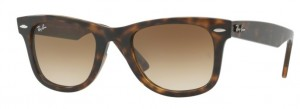 Okulary RAY BAN 4340 WAYFARER Havana / Brown Gradient ORB4340-710/51
