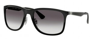 Okulary RAY BAN 4313 Black / Gray Gradient ORB4313-601/8G