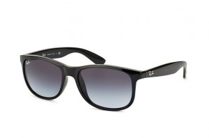 Okulary RAY BAN 4202 ANDY Black Gray Gradient ORB4202-601/8G