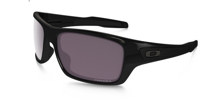 Okulary OAKLEY TURBINE Polished Black / Prizm Daily Polarized OO9263-06