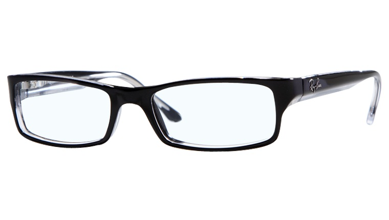 Oprawki RAY BAN 5114  Black/Transparent ORX5114-2034