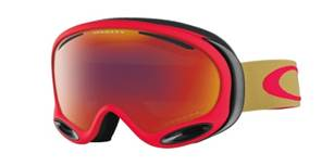 Gogle snow OAKLEY A-Frame 2.0 Copper Red / Prizm Torch Iridium oo7044-36