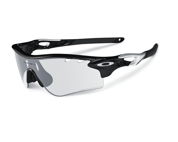 Okulary OAKLEY RADARLOCK PATH Polished Black / Clear Black Iridium Photochromic 9181-36