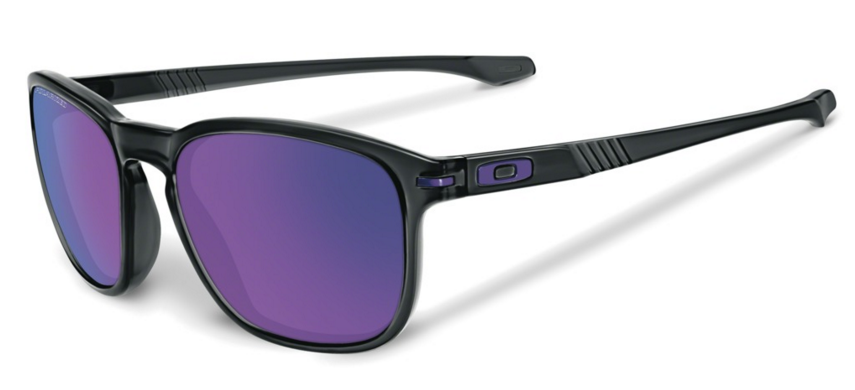 Okulary OAKLEY ENDURO Black Ink / Violet Iridium Polarized oo9223-13