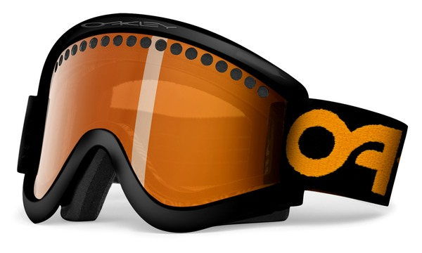 Gogle snow PRO FRAME Night Rider / Persimmon oo34