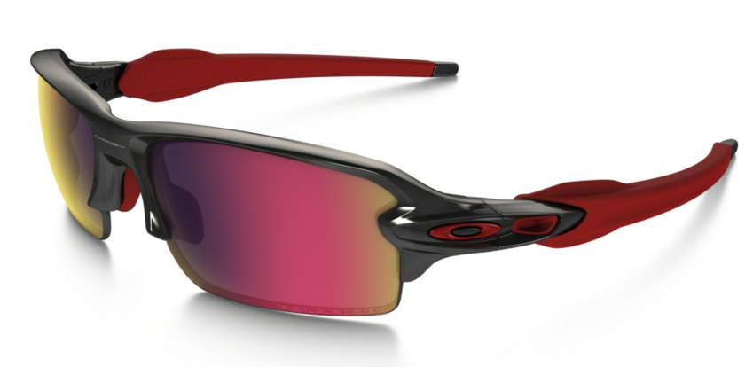 Okulary OAKLEY Flak 2.0 Black Ink / Positive Red Iridium Polarized oo9295-08