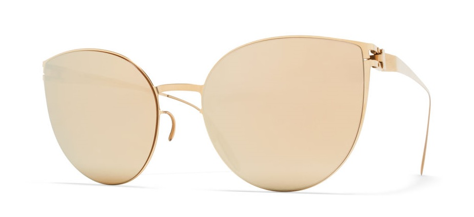 Okulary MYKITA BEVERLY F69 Champagne Gold / Champagne Gold C292