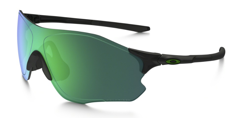 Okulary OAKLEY EVZero Path Polished Black / Jade Iridium Polarized oo9308-08