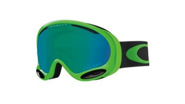 Gogle snow OAKLEY A-Frame 2.0 80s Green Collection / Prizm Jade Iridium oo7044-47