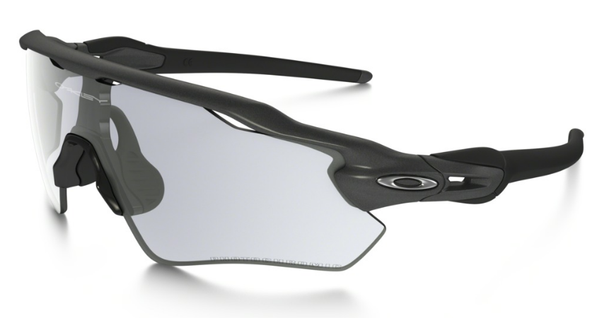 54e5ca6ac9 Okulary OAKLEY RADAR EV PATH Steel   Clear to Black Photochromic oo9208-13