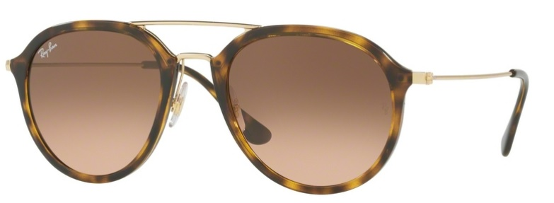 Okulary RAY BAN 4253 Havana / Pink Gradient Brown ORB4253-710/A5