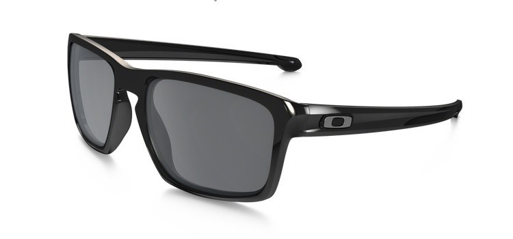 Okulary OAKLEY SLIVER Polished Black / Black Iridium oo9262-04