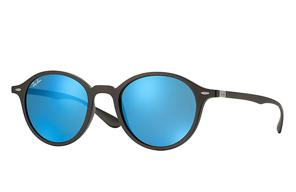 Okulary RAY BAN 4237 Matte Dark Grey / Grey Mirror Blue ORB4237-620617