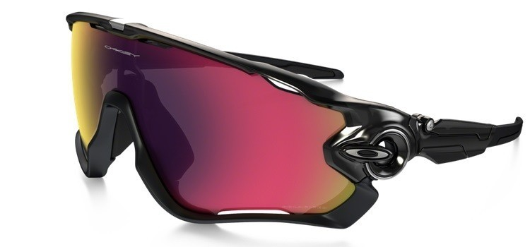 Okulary Oakley JAWBREAKER Black INK / OO Red Iridium Polarized oo9290-08