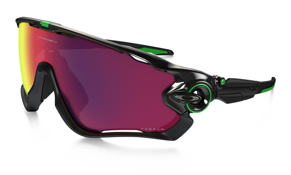 Okulary Oakley JAWBREAKER Cavendish Polished Black / Prizm Road oo9290-10