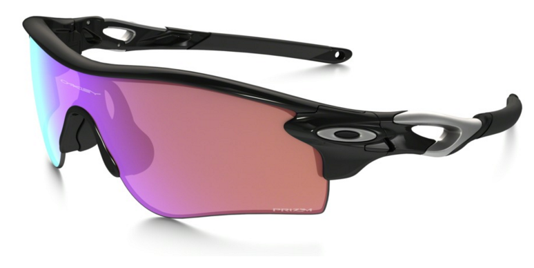 Okulary OAKLEY RADARLOCK PATH Polished Black / Prizm Golf oo9181-42